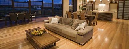 Monavé Hardwood Flooring - Occupied Property Installation