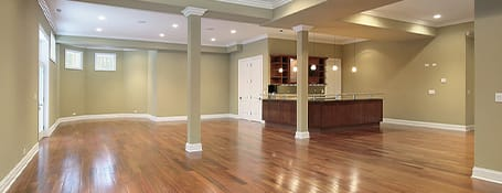 Monavé Hardwood Flooring - Vacant Property Installation