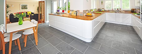 Monavé Tile Flooring - Occupied Property Installation