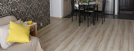 Monavé Vinyl Plank Flooring - Occupied Property Installation